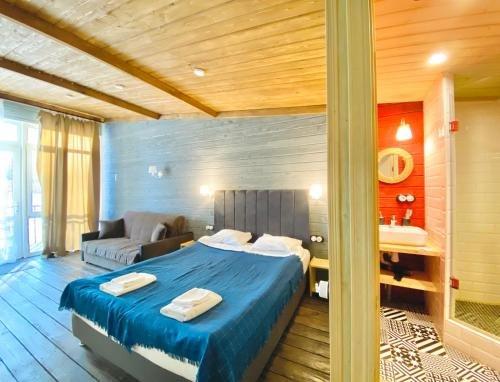 Cottages in Chernichnoe - фото 3