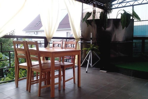 SeaVilliya Park Hotel - фото 16