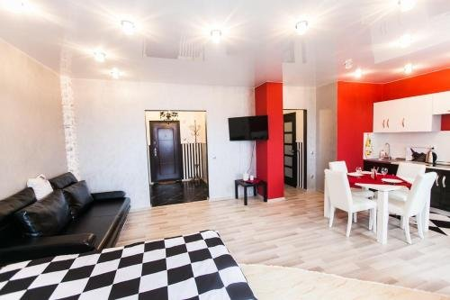 Beautiful Apartments on Popovicha Lane 10-87 - фото 11