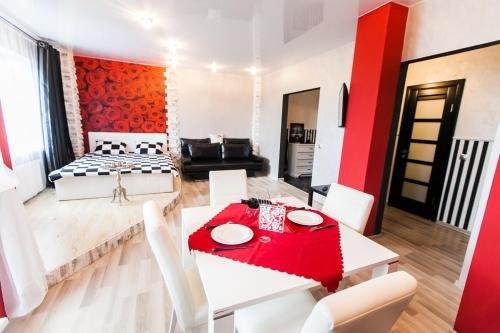 Beautiful Apartments on Popovicha Lane 10-87 - фото 6