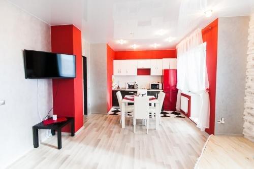 Beautiful Apartments on Popovicha Lane 10-87 - фото 7