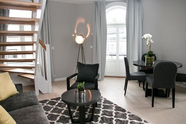 Frogner House Apartments - Odins Gate 10 - фото 13