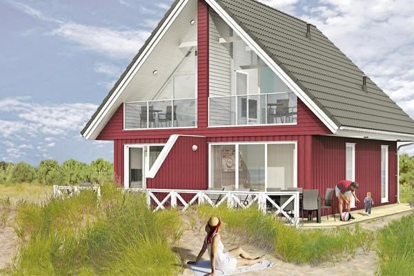 Two-Bedroom Holiday home in Wendtorf 5 - фото 1