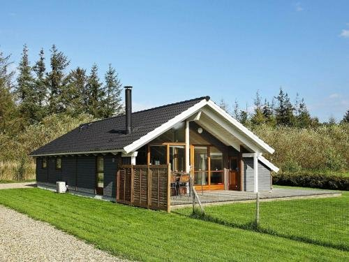 Two-Bedroom Holiday home in Oster Assels 1, Sillerslev