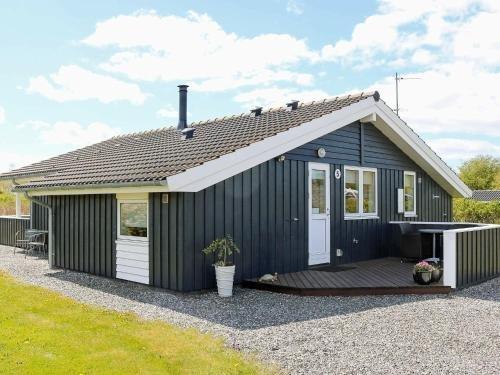 Three-Bedroom Holiday home in Hadsund 34 - фото 12