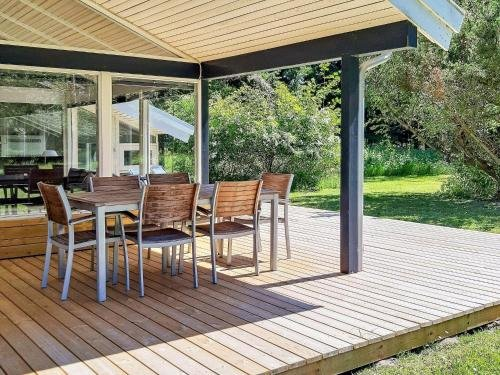 Three-Bedroom Holiday home in Bindslev 2 - фото 9