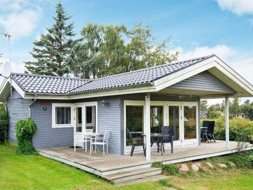 Three-Bedroom Holiday home in Karrebaeksminde 1, Karrebæksminde