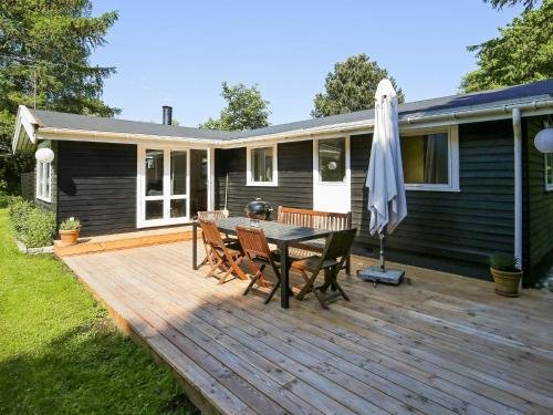 Two-Bedroom Holiday home in Gilleleje 9 - фото 24