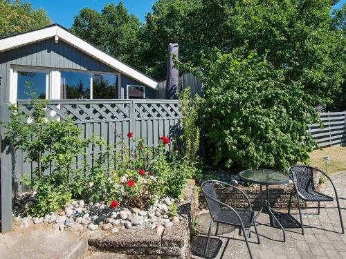 Two-Bedroom Holiday home in Ronde 4, Dagstrup