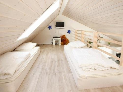 Three-Bedroom Holiday home in Brovst 35 - фото 21