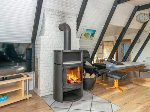 Three-Bedroom Holiday home in Haderslev 8 - фото 6