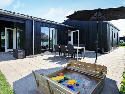 Three-Bedroom Holiday home in Haderslev 10 - фото 20