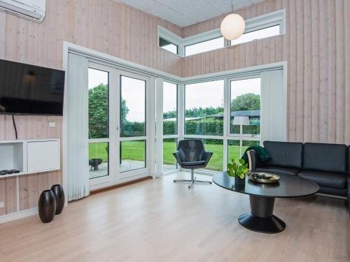 Three-Bedroom Holiday home in Haderslev 23 - фото 7