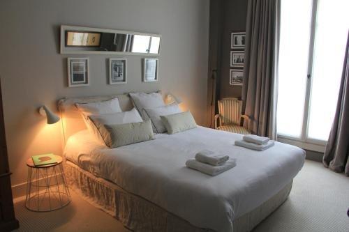 Villa du Square, Luxury Guest House - фото 30