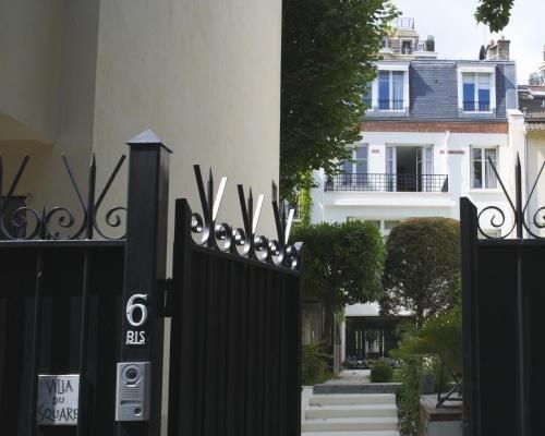 Villa du Square, Luxury Guest House - фото 10