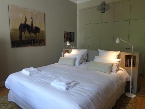 Villa du Square, Luxury Guest House - фото 16