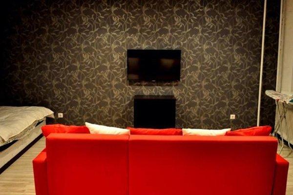 Апартаменты «Prospect Red Studio», Ракитовка
