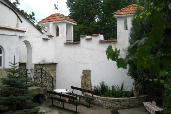 Гостиница «Каффа», Феодосия