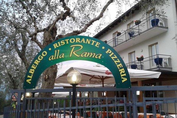 Albergo Bar Ristorante Alla Rama - фото 8