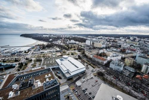 Apartamenty MW - Sea Towers - фото 10