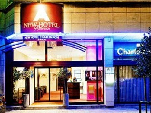 Newhotel Charlemagne - фото 19