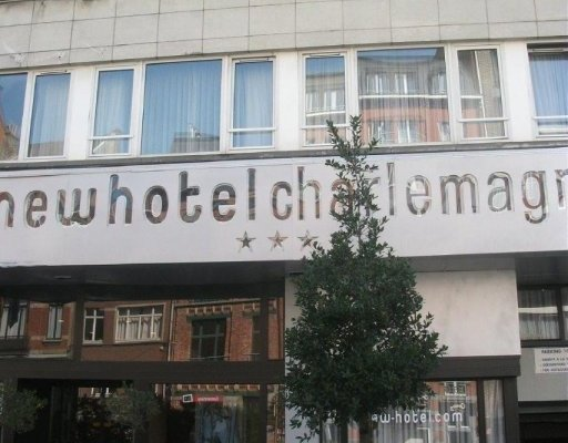 Newhotel Charlemagne - фото 23