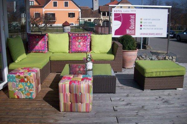 Hotel Garni Weinquadrat - фото 14
