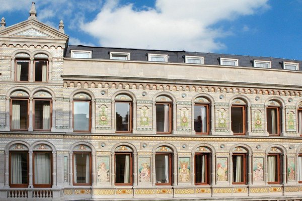 Hotel Saint Nicolas - фото 50