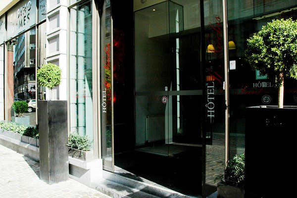 Hotel Saint Nicolas - фото 20