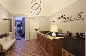 Santa Marta Suites & Apartments - фото 14