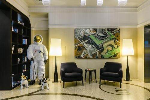 Дизайн-отель СтандАрт - фото 15