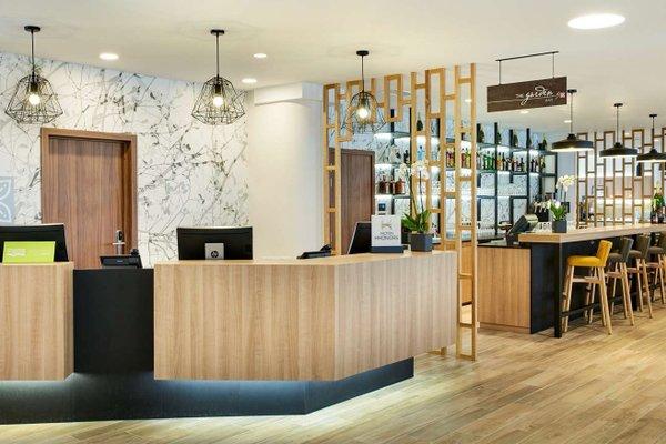 Hilton Garden Inn Brussels Louise - фото 15