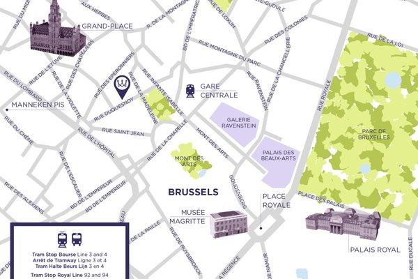 Warwick Brussels - Grand Place - фото 21