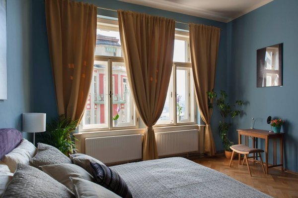 Masaryk Apartments Prague - фото 1