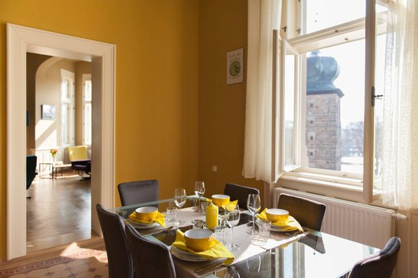 Masaryk Apartments Prague - фото 10
