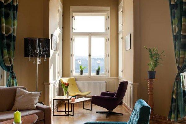 Masaryk Apartments Prague - фото 12