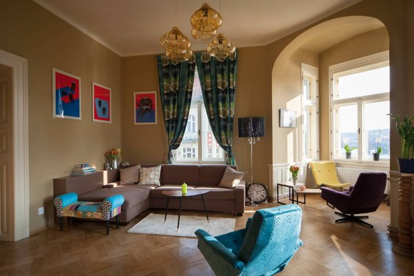 Masaryk Apartments Prague - фото 13