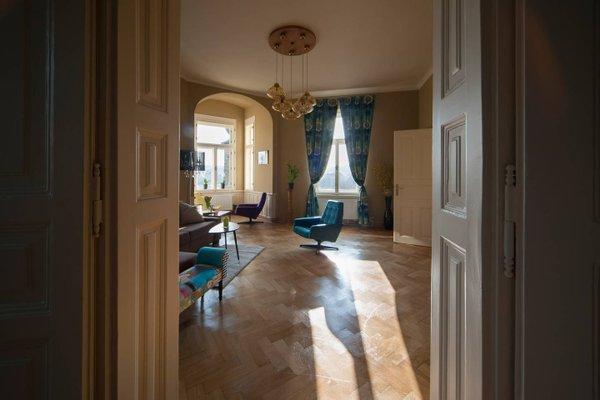 Masaryk Apartments Prague - фото 14