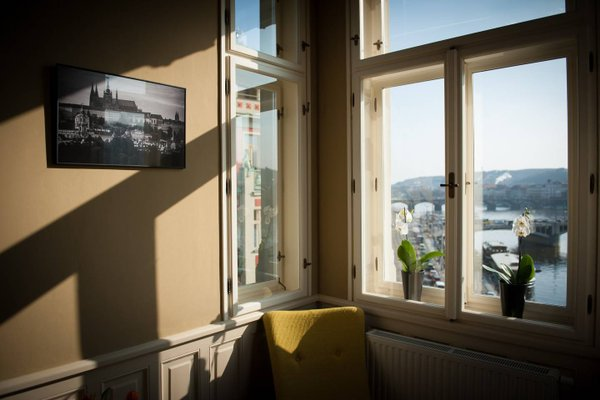 Masaryk Apartments Prague - фото 15