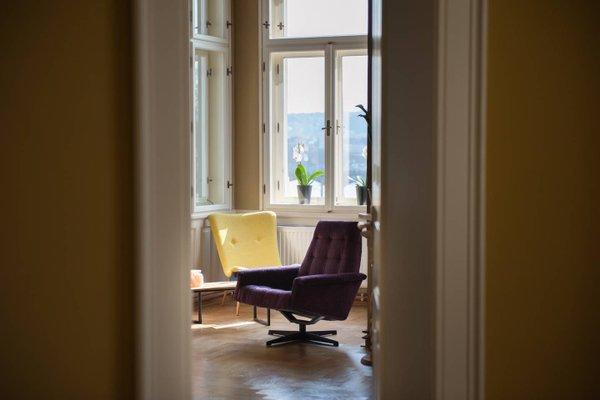 Masaryk Apartments Prague - фото 17