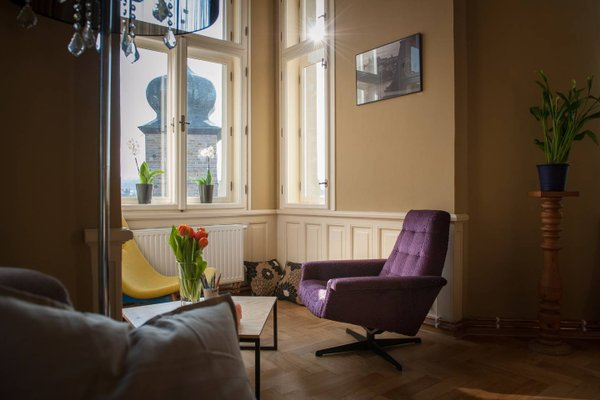 Masaryk Apartments Prague - фото 5