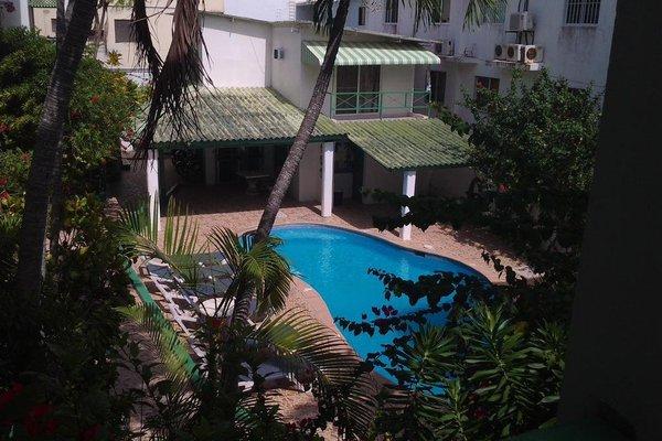 Residence Terrazza del Caribe - фото 5