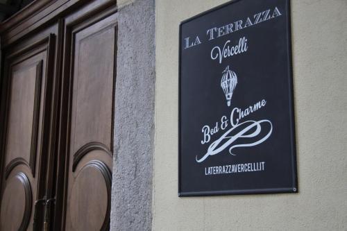 La Terrazza Vercelli Bed & Charme - фото 17
