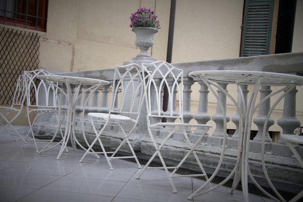La Terrazza Vercelli Bed & Charme - фото 18