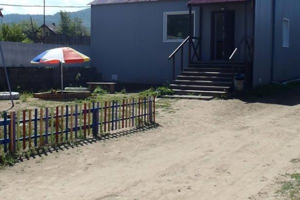 Гостевой дом «Bai-Kul», Горячинск
