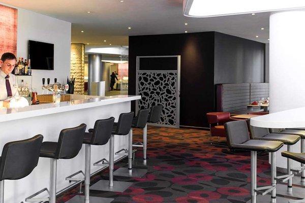 Hotel Novotel Brussels Centre Tour Noire - фото 12