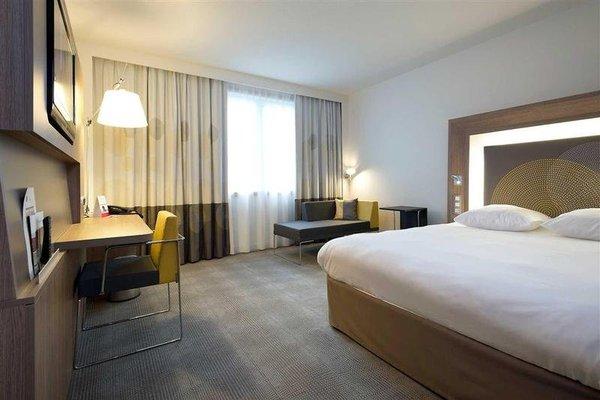 Hotel Novotel Brussels Centre Tour Noire - фото 2