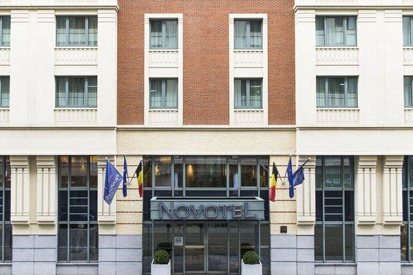 Hotel Novotel Brussels Centre Tour Noire - фото 21