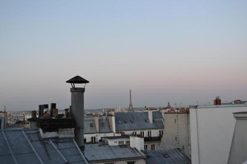 Appartement moulin rouge II - фото 23