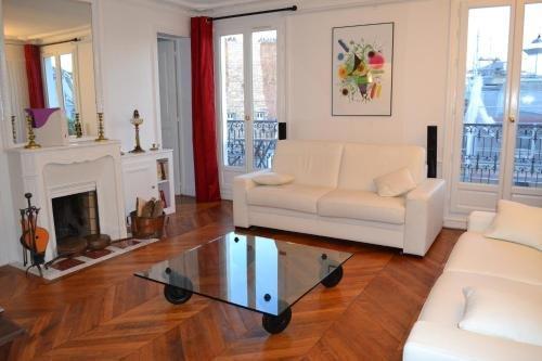 Appartement moulin rouge II - фото 3